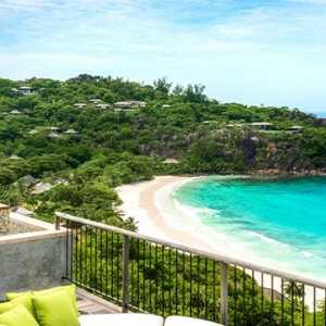 Four Seasons Resort Seychelles - Luxury Seychelles Honeymoon packages - Serenity villa ocean views