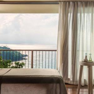 Four Seasons Resort Seychelles - Luxury Seychelles Honeymoon packages - Spa treatment room