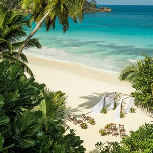 Four Seasons Resort Seychelles - Luxury Seychelles Honeymoon packages - Wedding