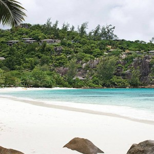 Four Seasons Resort Seychelles - Luxury Seychelles Honeymoon packages - beach1