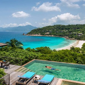Four Seasons Resort Seychelles - Luxury Seychelles Honeymoon packages - ocean view1