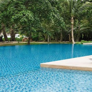 Four Seasons Resort Seychelles - Luxury Seychelles Honeymoon packages - pool