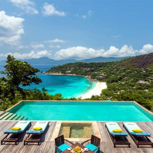 Four Seasons Resort Seychelles - Luxury Seychelles Honeymoon packages - pool1