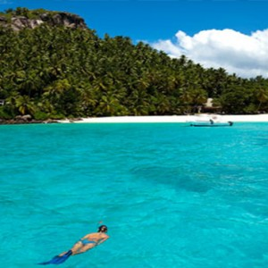 Four Seasons Resort Seychelles - Luxury Seychelles Honeymoon packages - snorkeling2