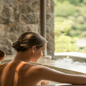 Four Seasons Resort Seychelles - Luxury Seychelles Honeymoon packages - spa treatment