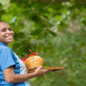 Four Seasons Resort Seychelles - Luxury Seychelles Honeymoon packages - staff