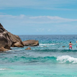 Four Seasons Resort Seychelles - Luxury Seychelles Honeymoon packages - watersports