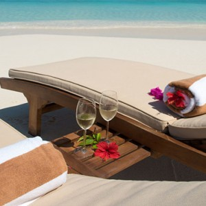 Hideaway Beach Resort and Spa - Luxury Maldives honeymoon packages - Beach