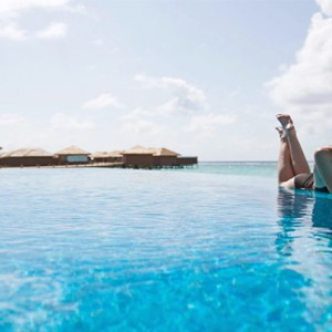 Hideaway Beach Resort and Spa - Luxury Maldives honeymoon packages - pool1