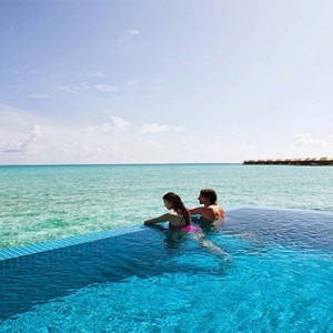 Hideaway Beach Resort and Spa - Luxury Maldives honeymoon packages - water villa