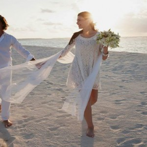 Hideaway Beach Resort and Spa - Luxury Maldives honeymoon packages - wedding