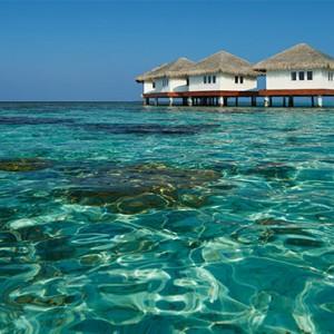 Loama Resort Maldives at Maamigili - Luxury Maldives Honeymoon packages - Overwater spa villa
