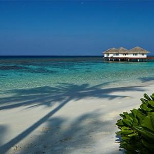 Loama Resort Maldives at Maamigili - Luxury Maldives Honeymoon packages - The beach