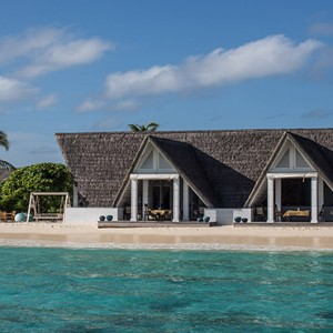 Loama Resort Maldives at Maamigili - Luxury Maldives Honeymoon packages - Thundi exterior