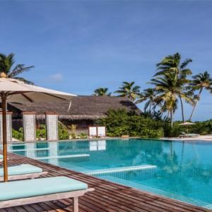 Loama Resort Maldives at Maamigili - Luxury Maldives Honeymoon packages - pool