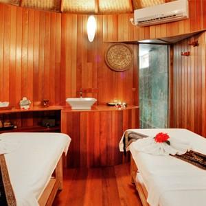 Nika Island Resort and Spa - Luxury Maldives Honeymoon Packages - spa