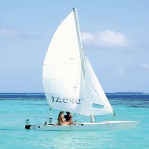 Nika Island Resort and Spa - Luxury Maldives Honeymoon Packages - yacht