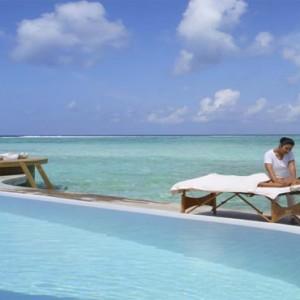 Soneva Jani - Maldives Luxury Honeymoon packages - overwater spa