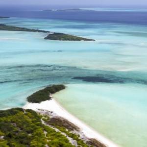 Soneva Jani - Maldives Luxury Honeymoon packages - seaplane view