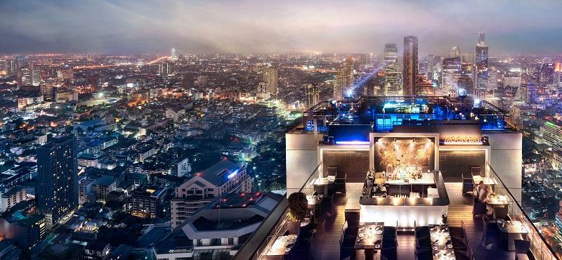 banyan tree bangkok - top 10 honeymoon hotels - luxury honeymoon packages