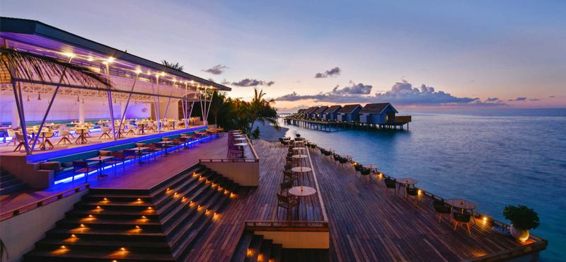 kuramathi - top 10 honeymoon hotels - luxury honeymoon packages