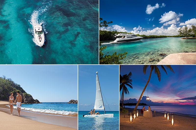 riveria maya blog - sunset sailing