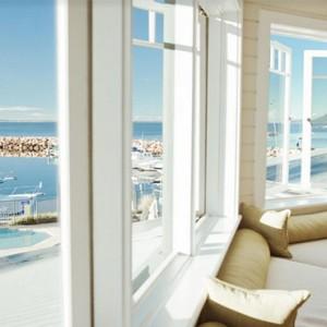 Anchorage Port Stephens - Luxury Australia Honeymoon packages - lobby