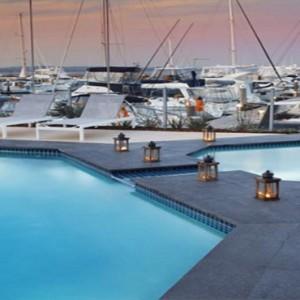 Anchorage Port Stephens - Luxury Australia Honeymoon packages - pool