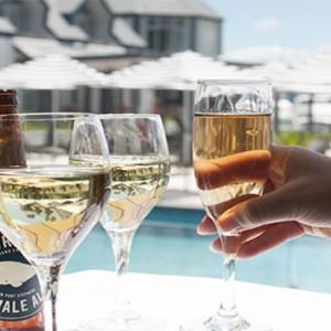 Anchorage Port Stephens - Luxury Australia Honeymoon packages - the gallery kitchen restaurant