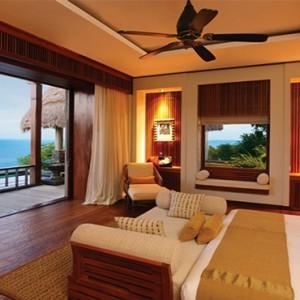 MAIA Luxury Resort and Spa - Luxury Seychelles Honeymoon Packages - Ocean Panoramic Villas