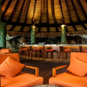 MAIA Luxury Resort and Spa - Luxury Seychelles Honeymoon Packages - bar