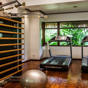 MAIA Luxury Resort and Spa - Luxury Seychelles Honeymoon Packages - fitness