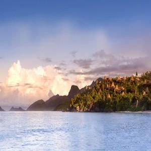 MAIA Luxury Resort and Spa - Luxury Seychelles Honeymoon Packages - ocean
