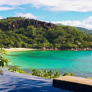 MAIA Luxury Resort and Spa - Luxury Seychelles Honeymoon Packages - pool view