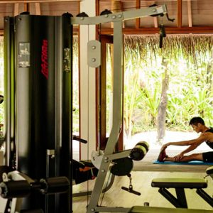 Maldives Honeymoon Packages Naladhu Private Island Maldives Fitness
