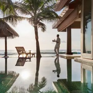Maldives Honeymoon Packages Naladhu Private Island Maldives Ocean House With Pool Pool