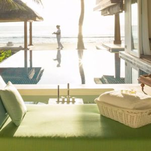 Maldives Honeymoon Packages Naladhu Private Island Maldives Spa Oceanfront Room