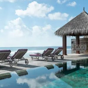Maldives Honeymoon Packages Naladhu Private Island Maldives Two Bedroom Pool Residence Pool