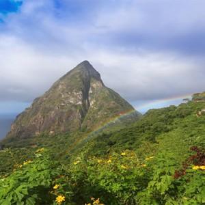 Piton Views - Ladera St Lucia - Luxury St Lucia Honeymoon