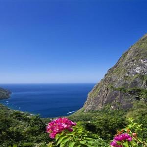Pitons - Ladera St Lucia - Luxury St Lucia Honeymoon