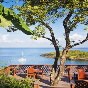 Ti Kaye Resort and Spa - Luxury St Lucia Honeymoon packages - ocean view