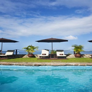 Ti Kaye Resort and Spa - Luxury St Lucia Honeymoon packages - pool