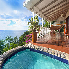 Ti Kaye Resort and Spa - Luxury St Lucia Honeymoon packages - thumbnail