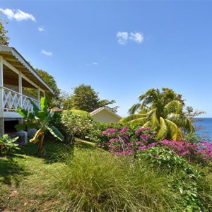 Ti Kaye Resort and Spa - Luxury St Lucia Honeymoon packages - view