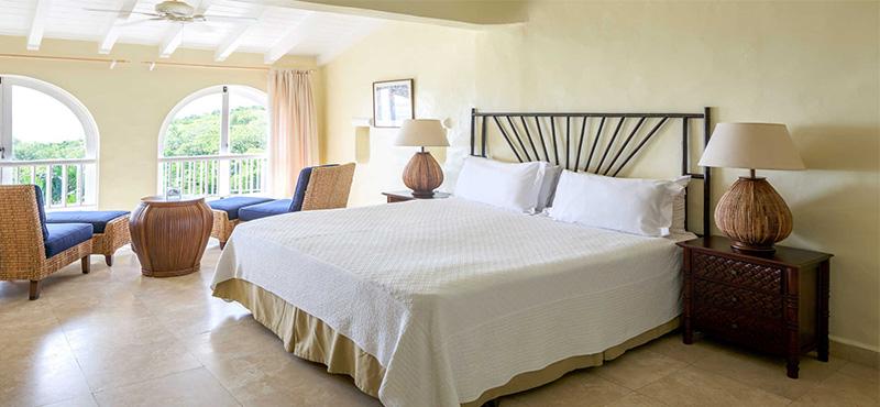 Bedroom Ocean View Room Windjammer