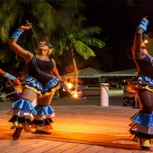 Windjammer Landing Villa Beach resort - Luxury Honeymoon St Lucia - entertainment