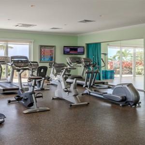 Windjammer Landing Villa Beach resort - Luxury Honeymoon St Lucia - fitness centre