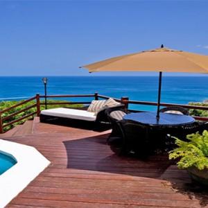 Windjammer Landing Villa Beach resort - Luxury Honeymoon St Lucia - pool