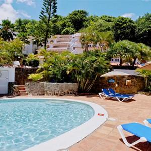 Windjammer Landing Villa Beach resort - Luxury Honeymoon St Lucia - pool1