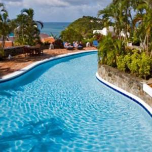 Windjammer Landing Villa Beach resort - Luxury Honeymoon St Lucia - pool2